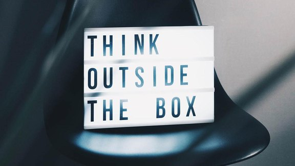 EJÖ Innovationspreis think outside the box